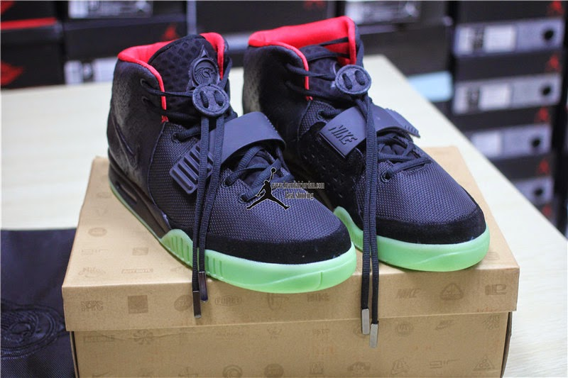 official photos a93e2 1e6f0 ... aliexpress super max perfect nike air yeezy 2 solar red final update  closest to the authentic