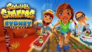 Subway Surfers APK Download,地鐵跑酷 APK 下載,好玩的手機跑酷遊戲