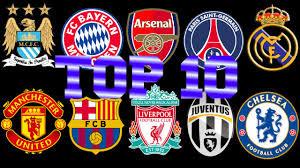 Richest football club according to Deloitte..
