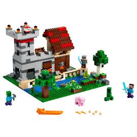 Minecraft The Crafting Box 3.0 Lego Sets