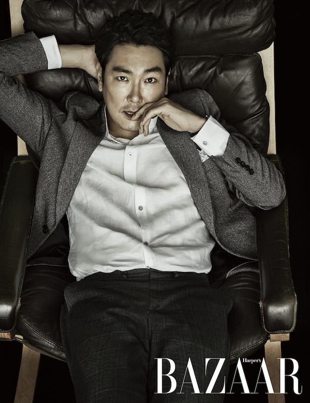 Jo Jin Woong, Jo Jin Woong Harpers Bazaar, Jo Jin Woong 2016