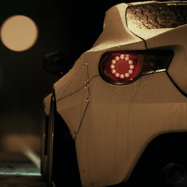 Bunny (NEED FOR SPEED) Wallpaper Engine