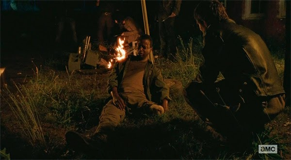 Bob en The Walking Dead 5x03