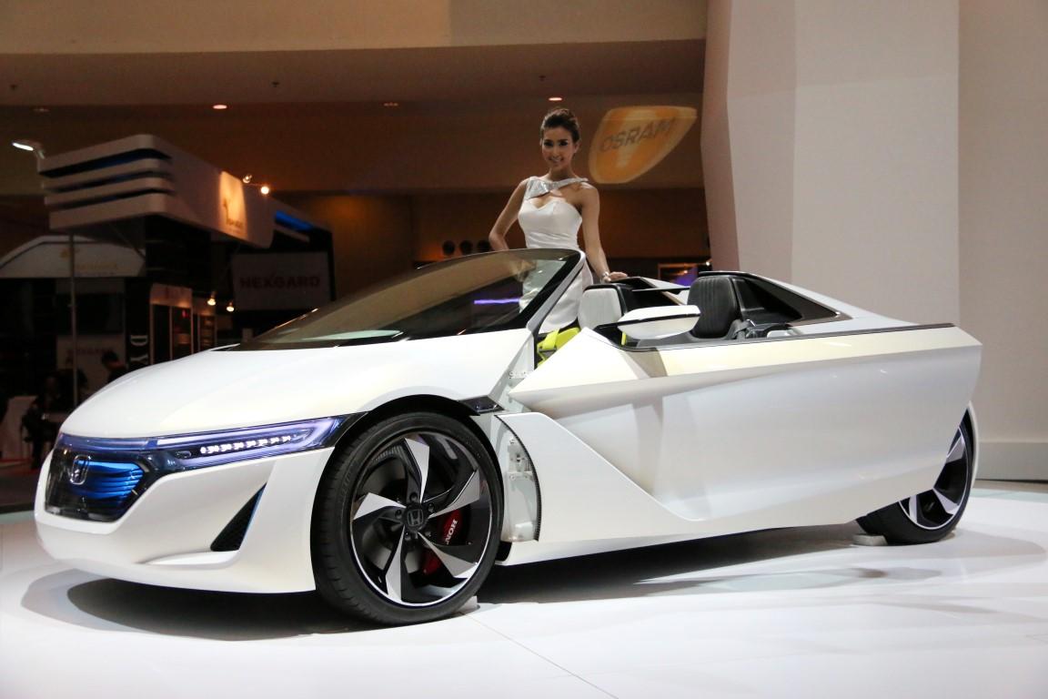 Honda%2BS660 Η Honda θα παρουσιάσει το S660, ενα λιλιπούτειο διθέσιο roadster με 63 άλογα από μολις 658 κ.εκ