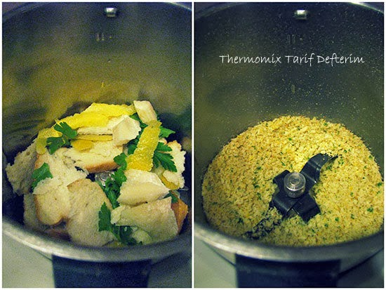Thermomix Breadcrumbs