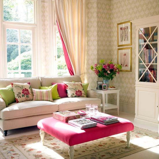23 Traditional Living Rooms For Inspiration: Vintage Pearl: The Inspiration
