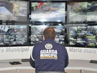Prefeitura passa a disponibilizar as principais ocorrências atendidas pela Guarda Municipal Santa Maria (RS)