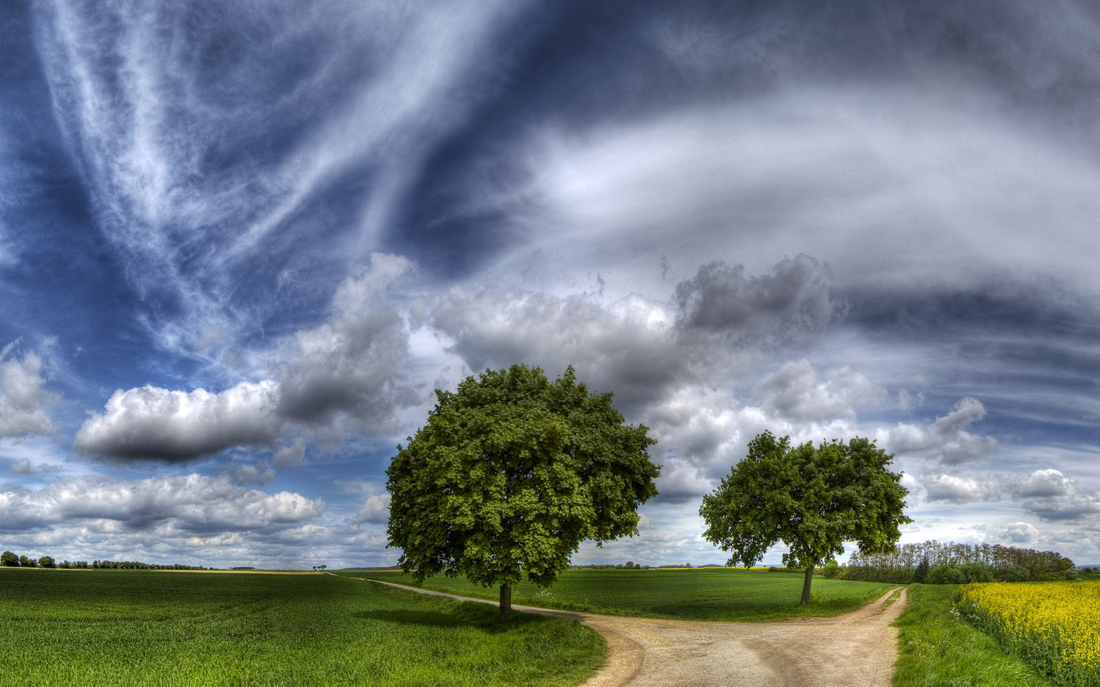 Free HD Images (FIFCU Purchased): 19 Clouds and Scenary