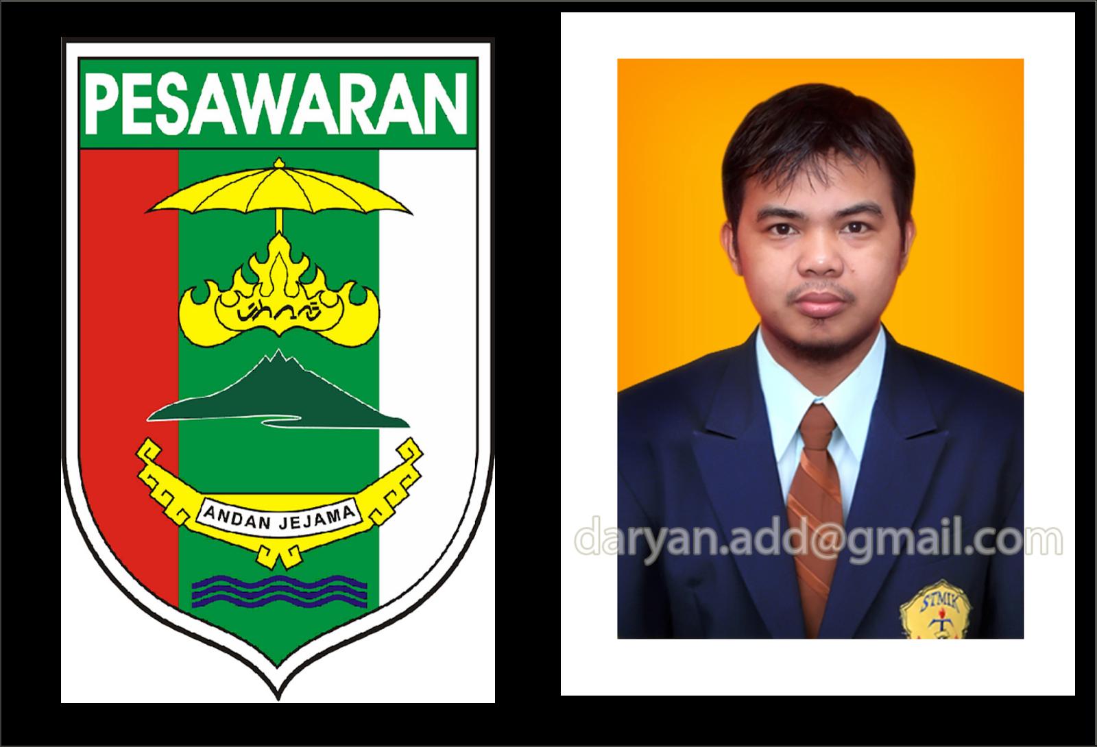 Pesisir Barat Lampung Logo Logo Kabupaten Kota Provinsi Lampung