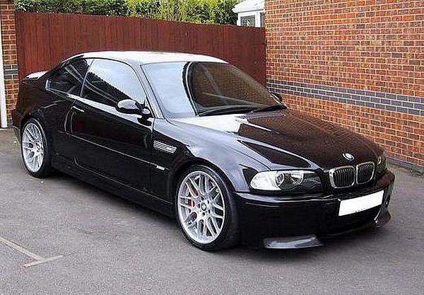 BMW E36: BMW E46 M3
