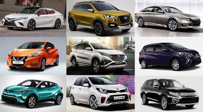 Daftar Harga Mobil SUV Terbaru 2018