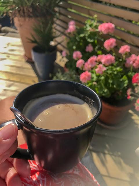 Morgonstund har guld (kaffe) i mun