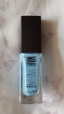 WAH London Nail Polish in Private Plane Review