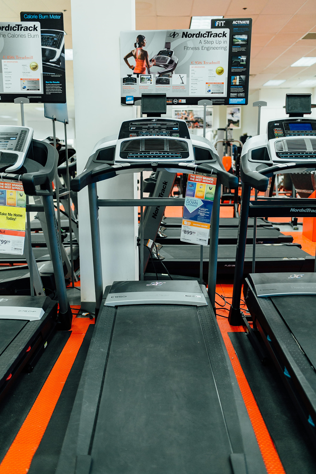 How to Shop for Fitness Equipment for Your Home +by Walking in Memphis in High Heels