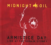 Midnight Oil's Armistice Day