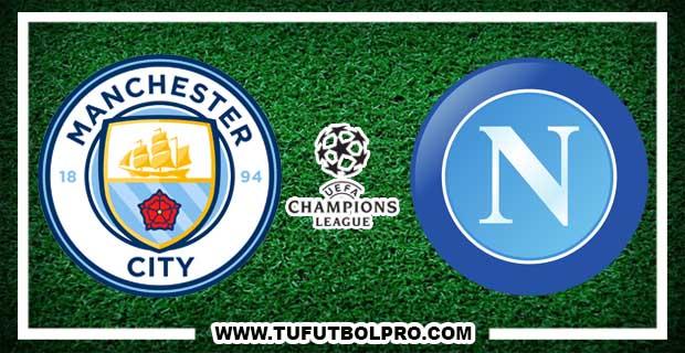 Ver Manchester City vs Napoli EN VIVO Por Internet Hoy 17 de Octubre 2017