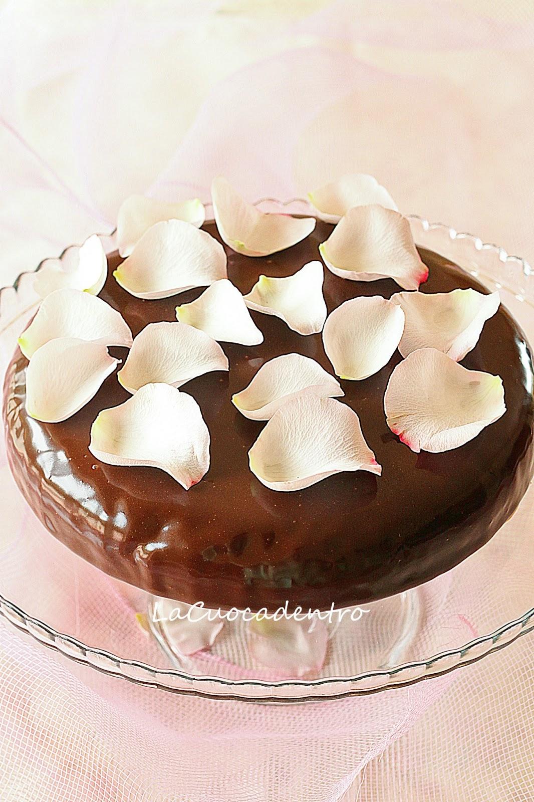 La romantica torta di Vianne