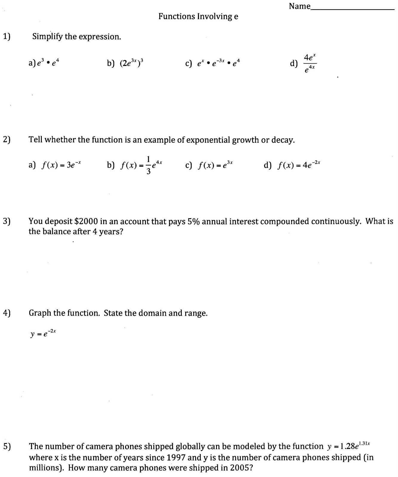 Mr Suominen S Math Homepage May