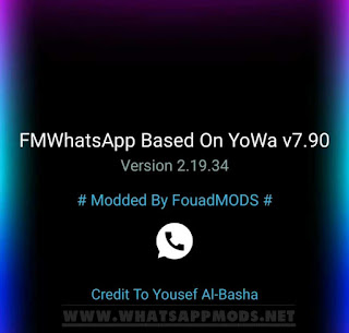 Fouad WhatsApp & WhatsApp+ v7 90 Latest Version Download Now