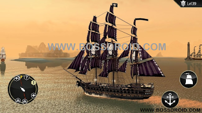 Download Mod Game Assassin's Creed Pirates Terbaru