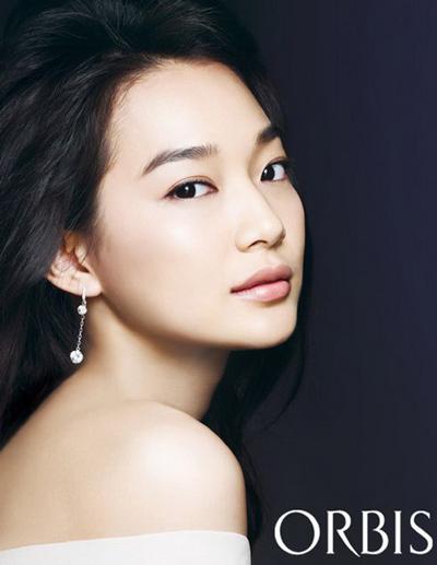 """Nàng """"Hồ ly"""" Shin Min Ah xếp thứ 2"""