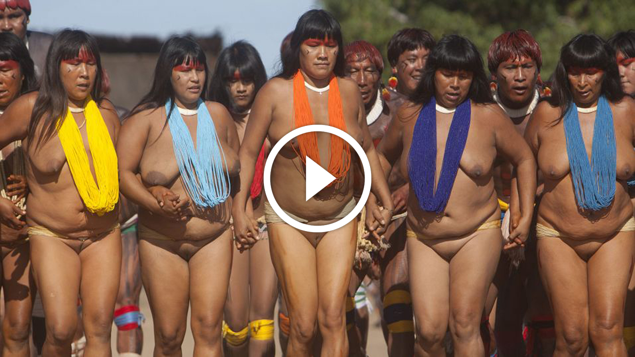 Girl Naked Uncontacted Tribes Amazon - Cumception-4285