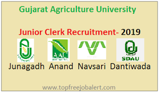 Gujarat Agriculture Universities