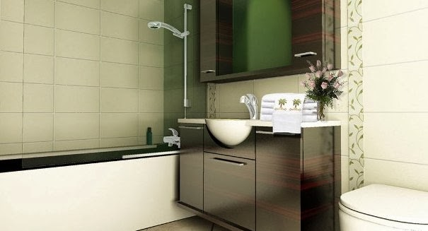 get your small bathroom makeovers on a budget. Black Bedroom Furniture Sets. Home Design Ideas