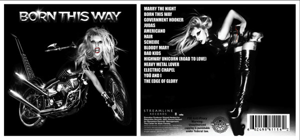 lady gaga born this way deluxe artwork. quot;Born This Way (Country Road