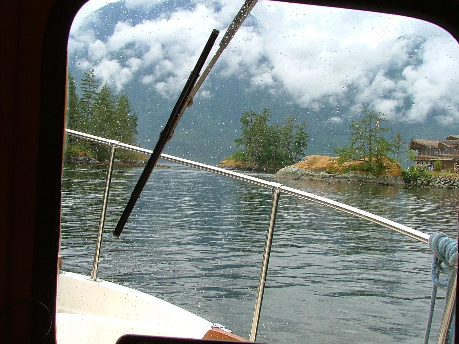 Malibu Rapids outbound