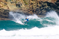 33 Mitch Crews AUS Pantin Classic Galicia Pro foto WSL Laurent Masurel