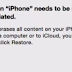 Ultimate guide how to factory reset iphone without password