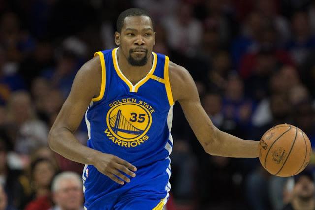 Kevin Durant Berusaha Menjadi Bek All-NBA