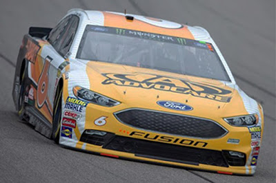 Ford Sweeps Bristol Winning Fusion's 100th Cup Race