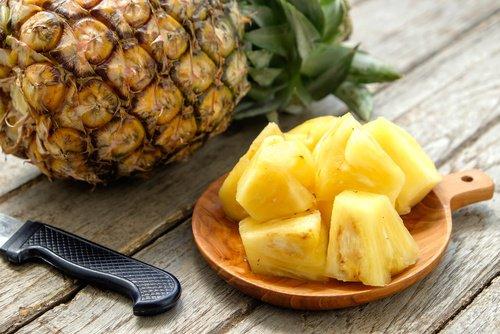 Bienfaits d'ananas pour la perte de poids