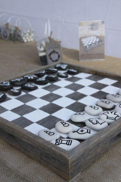 satranç takımı yapımı