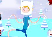 Finn's Winter Wonderland