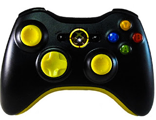 mod controllers xbox 360 modded controllers xbox 360 yellow out