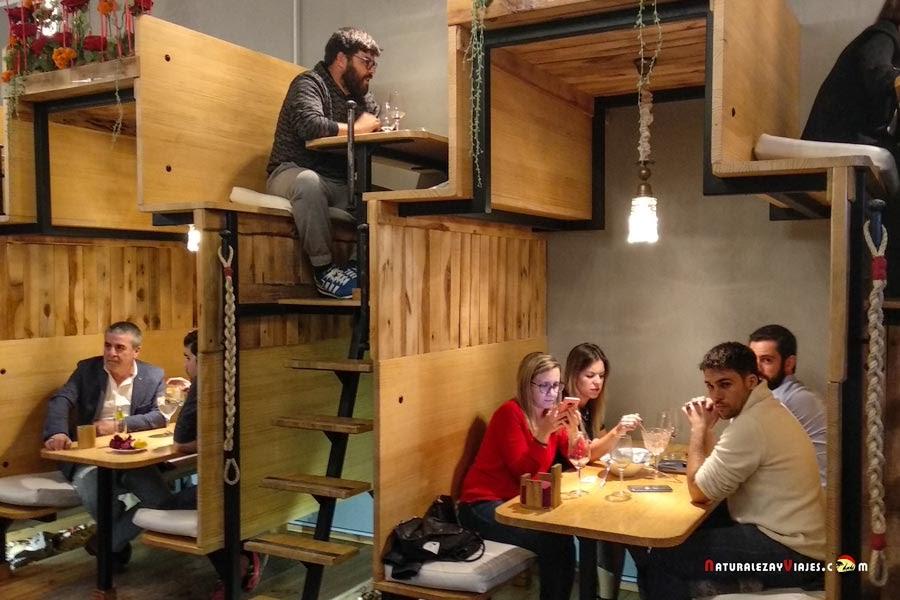 Restaurante D'Altura, tapear Huelva