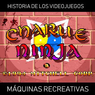 Arcade Charlie Ninja, Mitchell, 1994