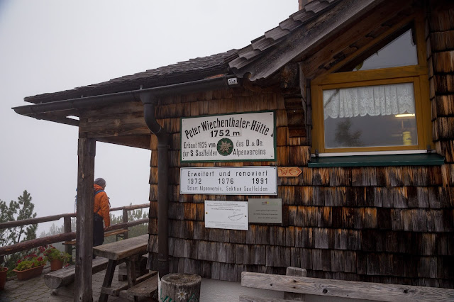 Riemannhaus – Peter-Wiechenthaler-Hütte  Steinernes Meer  Saalfelden-Leogang  Wandern im SalzburgerLand 08