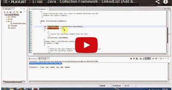 Java ee java collection framework linkedlist add for Pool design pattern java