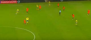 اهداف مباراة السويد وهولندا 1- 1 تصفيات كأس العالم 2018: أوروبا
