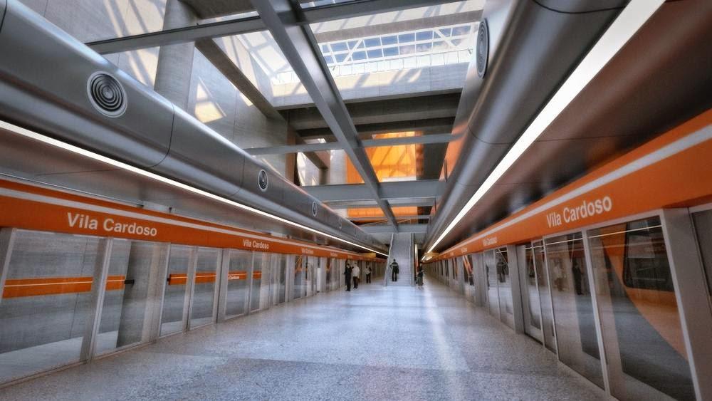 Move Metrópole | Sempre em movimento!: Mitsubishi vence contrato no metrô de São Paulo (linha 6 ...
