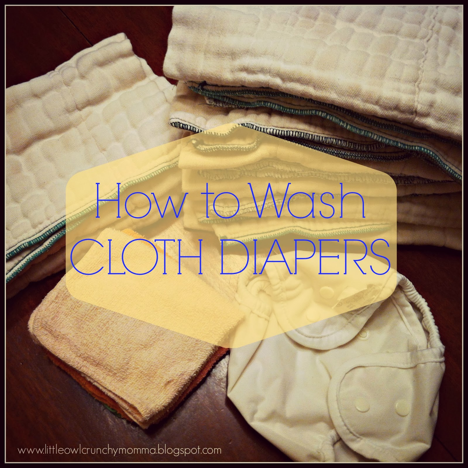 littleowlcrunchymomma how to wash cloth diapers. Black Bedroom Furniture Sets. Home Design Ideas