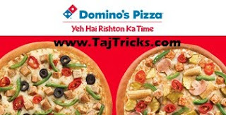 Mobikwik-Get 20% cashback on Domino's (For All Users)