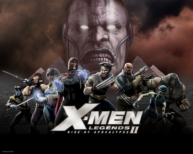 Download X-Men Legends II: Rise of Apocalypse USA Psp iso+cso Android game