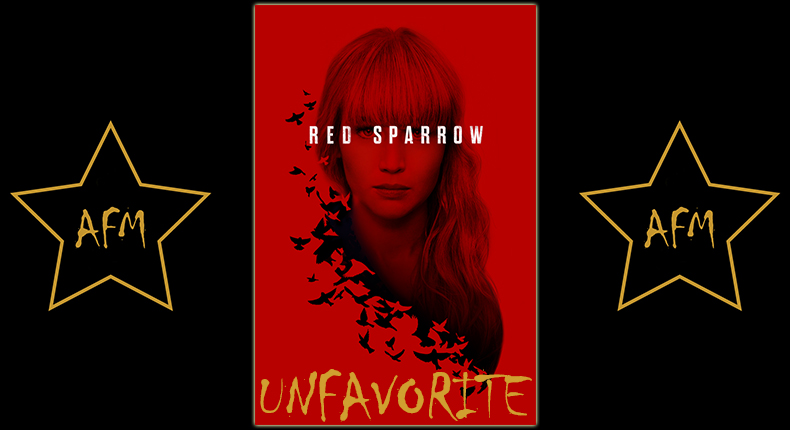 red-sparrow