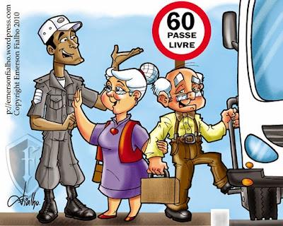 Justiça manda suspender exigência de cartão de passe livre nos transportes para idosos em Salvador