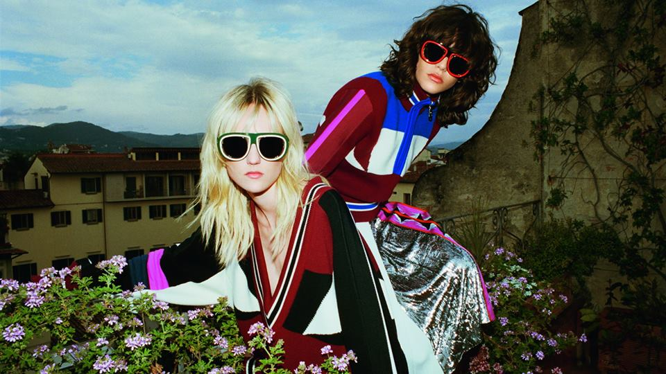 Steffy Argelich & Harleth Kuusik for Emilio Pucci Autumn/Winter 2016 Campaign